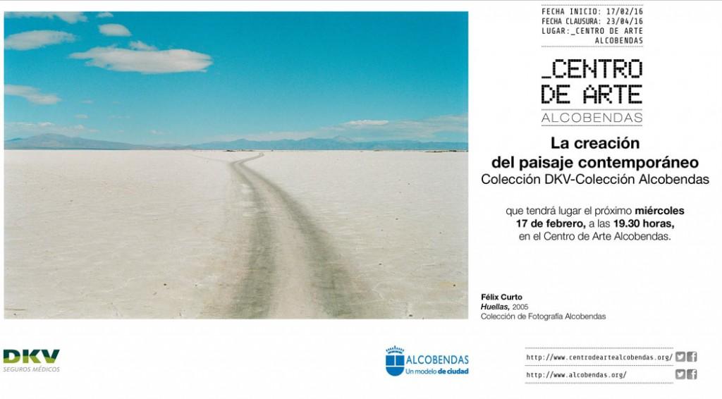 La creación del paisaje contemporáneo. DKV Alcobendas