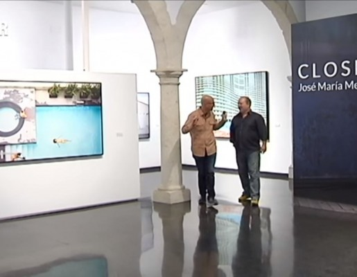 Video Exposición Closer - Canal Sur tv