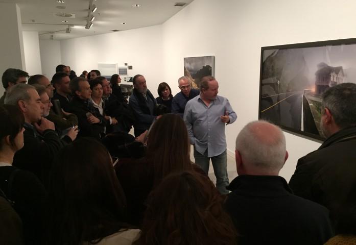 Inauguración La creación del paisaje contemporáneo – Exposición dkv