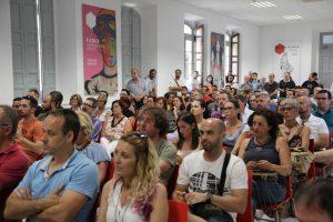 Y clase magistral Mellado en La térmica - Málaga